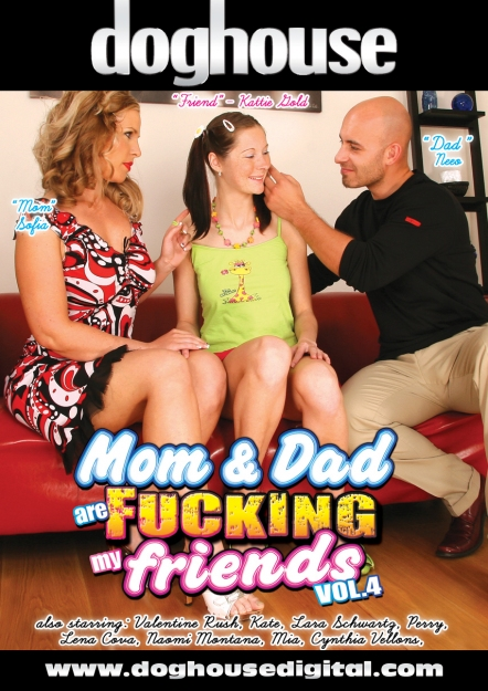 Mom And Dad Are Fucking My Friends Vol 04