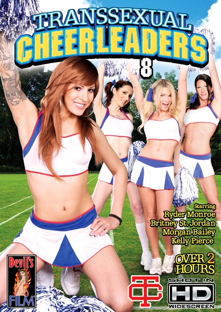 Transsexual Cheerleaders #08