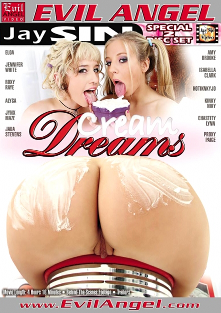 Cream Dreams DVD