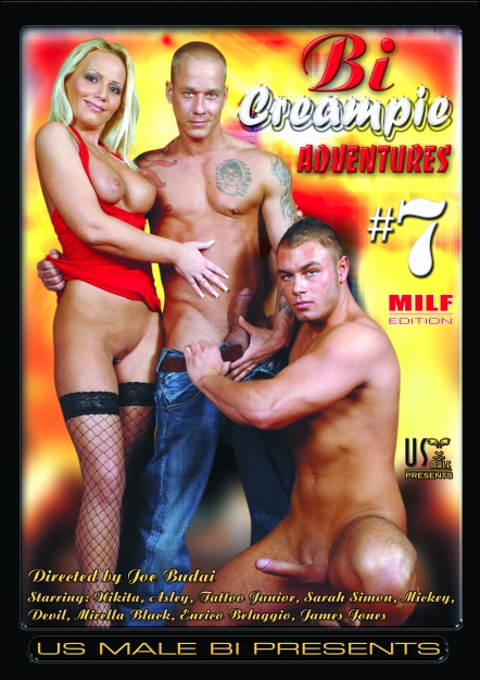 Bi Creampie Adventures #07