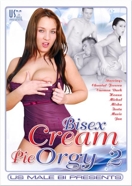 Bisex Creampie Orgy #02