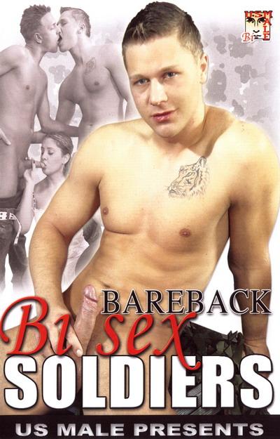 Bareback Bisex Soldiers