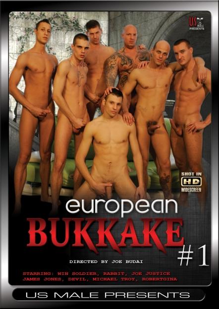 European Bukkake #01