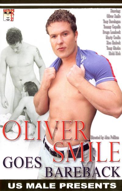 Oliver Smile Goes Bareback