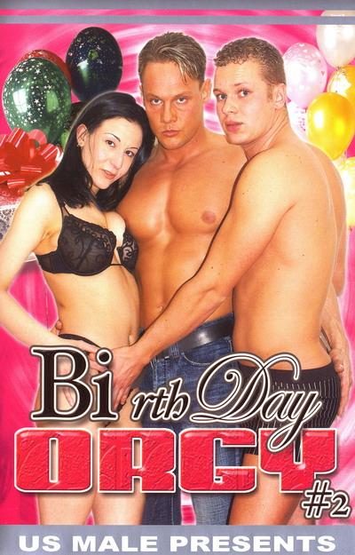 Bi rth Day Orgy #02