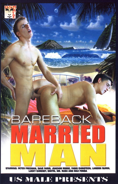 Bareback Married Man