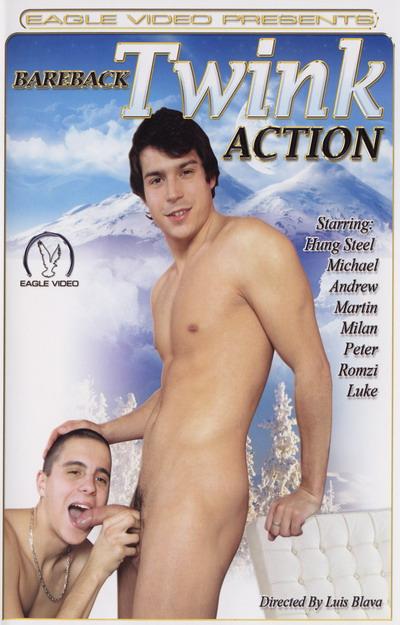 Bareback Twink Action