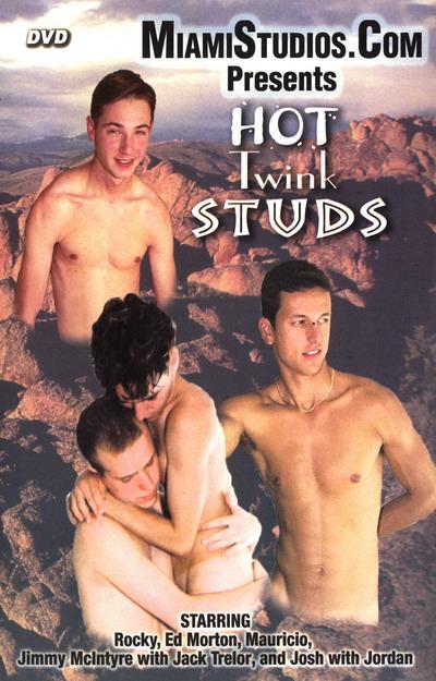 Hot Twink Studs