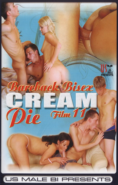 Bareback Bisex Cream Pie #11