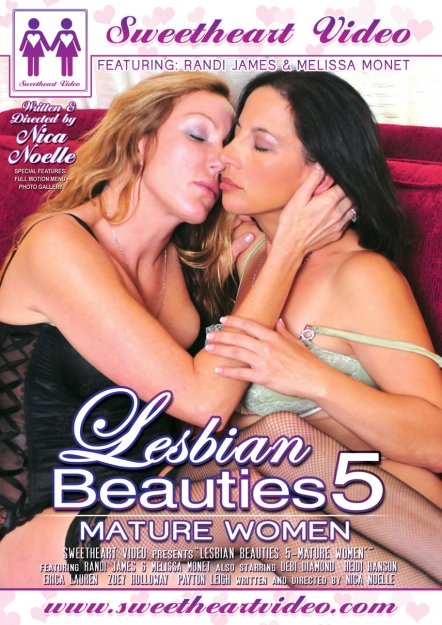 Lesbian Beauties #05 Mature Women