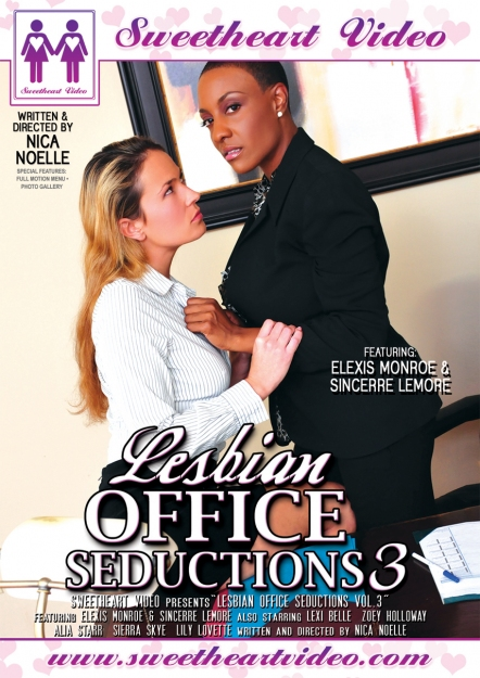 Lesbian Office Seductions #03