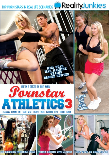 Pornstar Athletics Vol 03