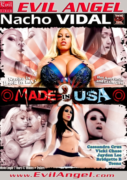 Made In USA #02 DVD