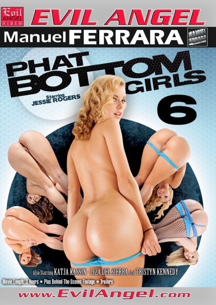 Phat Bottom Girls #06 DVD