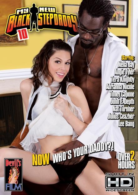 My New Black Stepdaddy #10 DVD