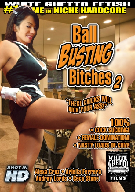 Ball Busting Bitches #02