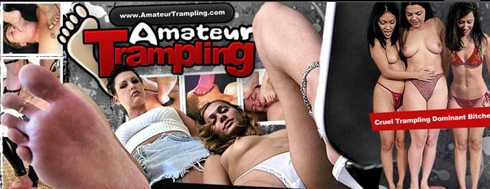 free trampling sites