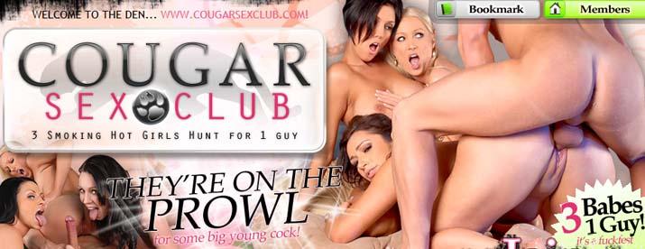 Www cougarsexclub com