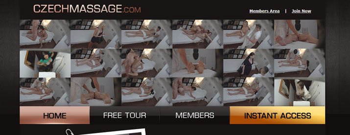 czech massage free
