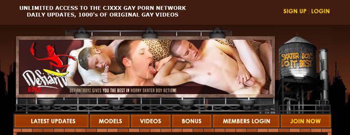 Defiant videos gay