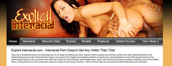 Explicit Interracial
