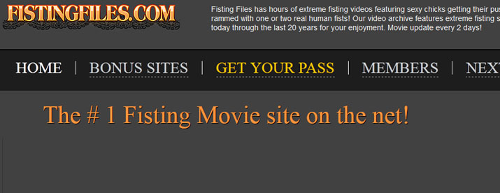 Movie sites fisting authoritative
