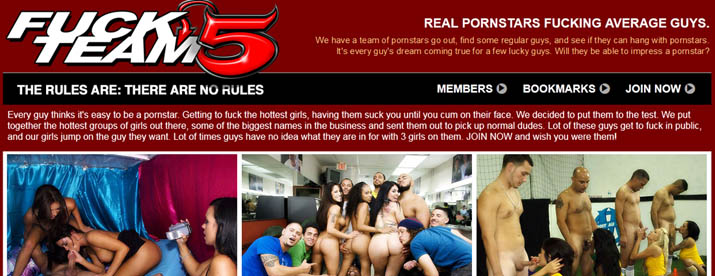 Fuck Team Five Pictures 91