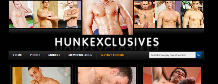 Hunk Exclusives Gay 102