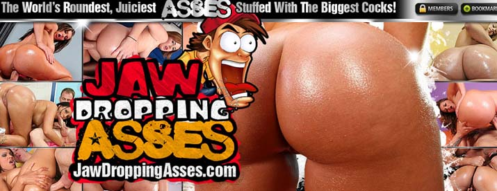 Jaw Dropping Asses Video Starring Angelina Lee