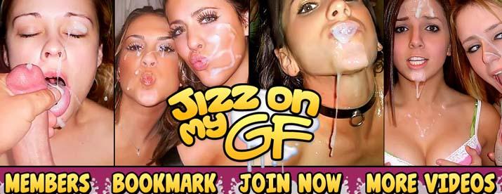 Видео с сайта jizzonmygf
