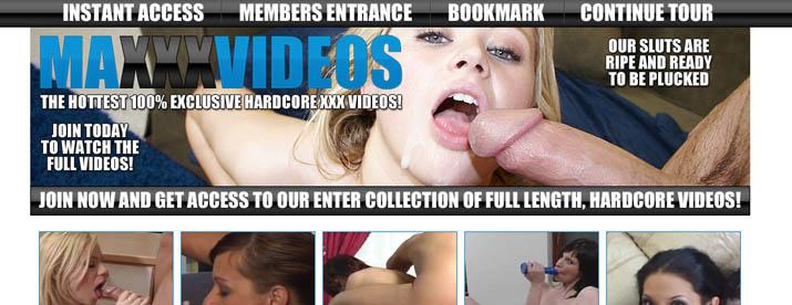 video maxxx