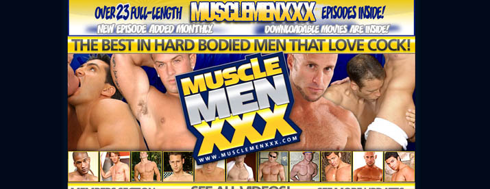 Gay musclemenxxx free videos pictures