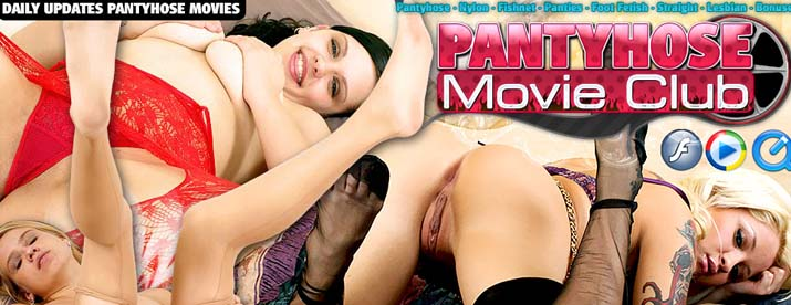 At Pantyhose Movie Club 62