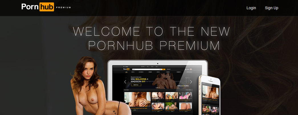 what is pornhub premium