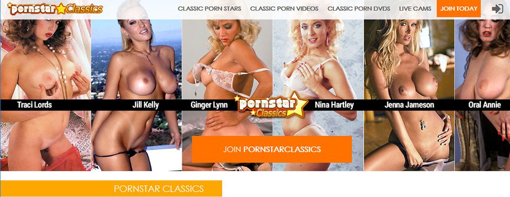 pornstar classics network