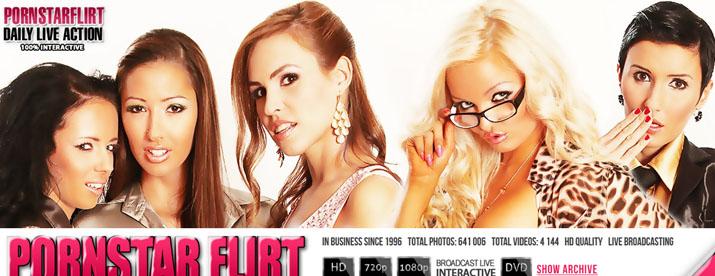Pornstar Flirt