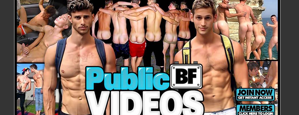 Public Videos Gay