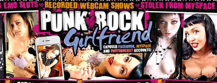 Punk Rock Girlfriend