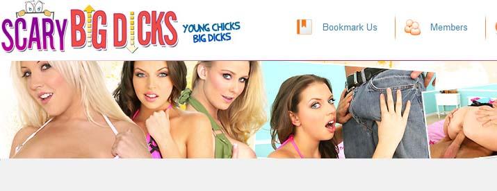 Scary Big Dicks