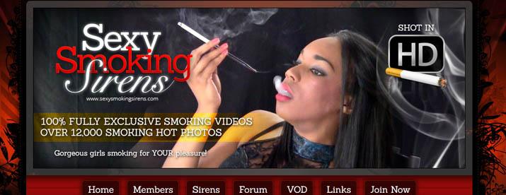 Sexy Smoking Sirens