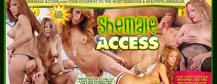 Shemale Access Video 32