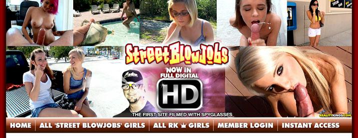 Free Street Blowjobs Videos 33