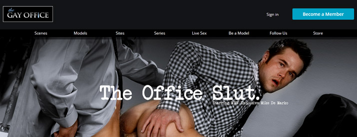 The Office Xxx Review 10