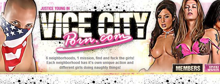 Vice City Porn 120