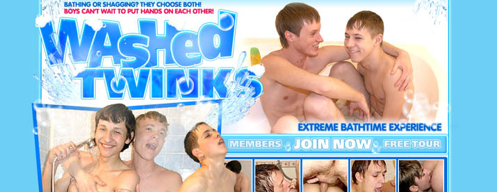 Washed Twinks Video 58