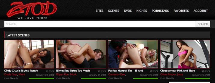 ztod streaming porn