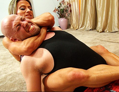Female Muscle Wrestling