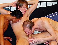 Gay Orgy XXX