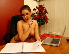 Geek Girl Sex