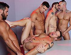 Jizz Orgy